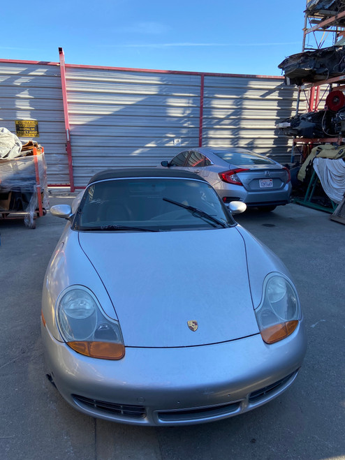 2001 Porsche 986 Boxster S