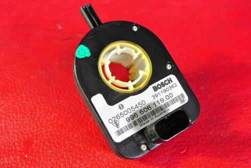 PORSCHE 911 996 TURBO PSM STEERING ANGEL SENSOR OEM 99660611900