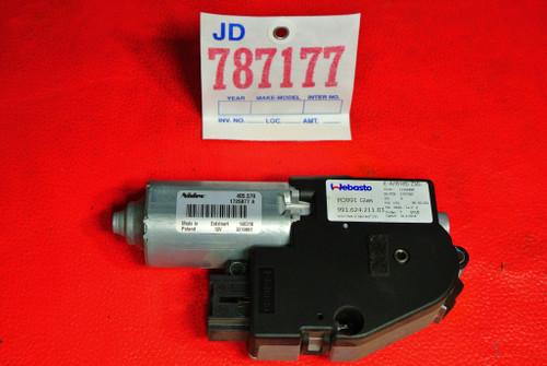 PORSCHE 2013-2018 911 (991) SUNROOF MOTOR
