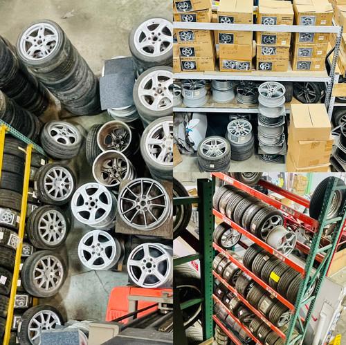 Porsche Wheels Rims Tires Various
