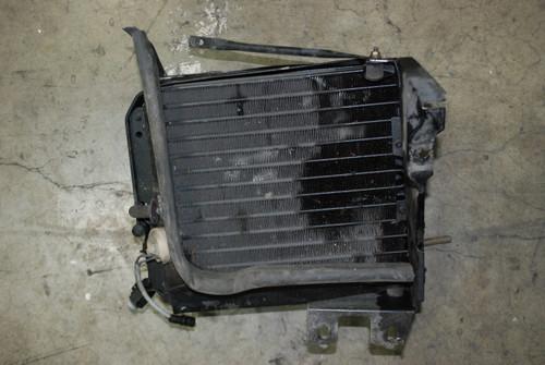 Porsche 911 993 A/C Condenser Assembly w/ Fan 993.573.011.00