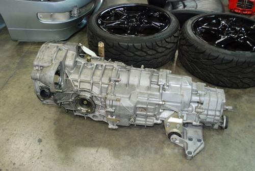 Porsche 911 993TT 993 Turbo 6 Speed LSD G64/51 Transmission