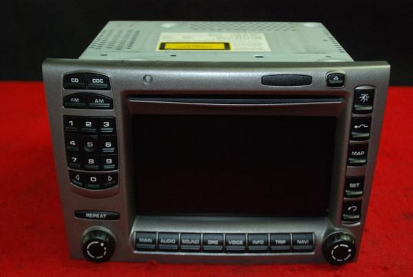 Porsche 911 997 987 Boxster Cayman Radio Navigation Head Unit PCM 2.1 PCM2 PCM 997.642.133.05