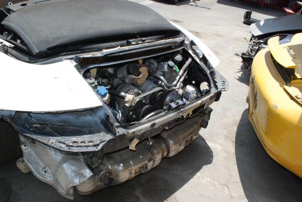 Porsche 911 997 997TT Turbo 2009 Gen 1 6 speed Transmission