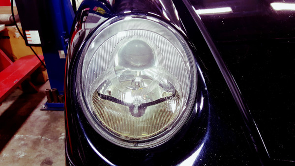 Porsche 911 993 Passenger Side RIGHT Halogen Headlight Lamp Assembly Factory OEM