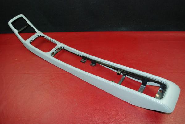 Porsche 911 964 993 Center Console Ivory White Leather 964.552.517.00 Genuine