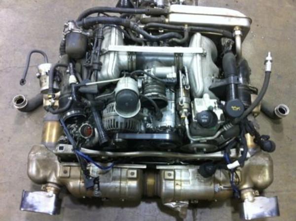 2007 Porsche 997 Turbo Carrera 3.6L Engine