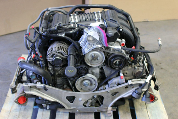 Porsche 911 997 Carrera 3.6L Engine Motor Complete Used M96.03