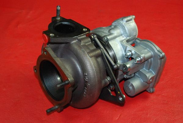 Genuine Porsche 911 997 Turbo Charger Turbocharger 99712301476 AS00 Factory OEM