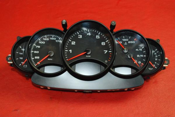 Porsche 996 Carrera Instrument Gauge Cluster Speedometer Odometer 99664110302