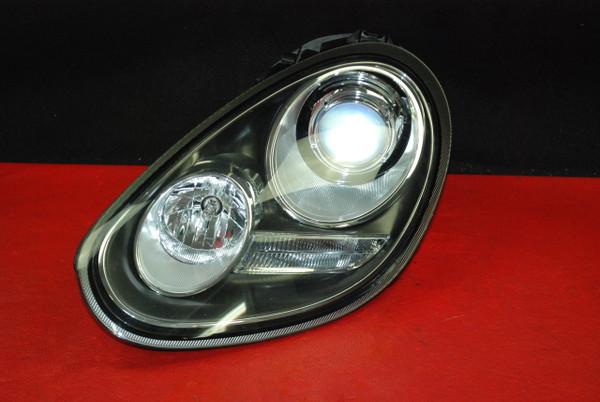 Porsche 987 Boxster S 987c Cayman Left Driver's Xenon Headlight 98763106521 OEM