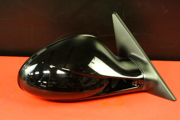 2009-2012 PORSCHE 911 997 RIGHT PASSENGER EXTERIOR DOOR MIRROR (11 PIN) BLACK