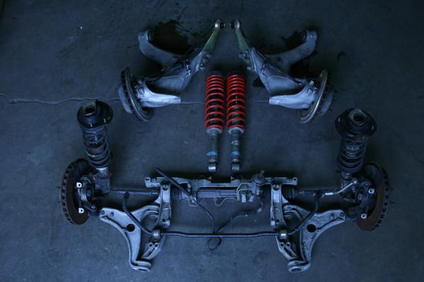 911 964 965 Carrera Turbo Suspension