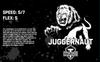 Titan Juggernaut ACL PRO Approved Toss Bags - Set of 4