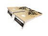 Titan Natural Splatter Pro Cornhole Boards