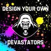 Custom Titan Devastator Bags - Set of 4