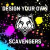 Custom Titan Scavenger Bags - Set of 4