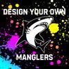 Custom Titan Mangler Bags - Set of 4