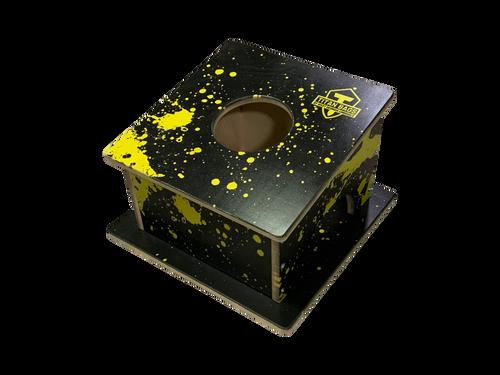 Pro cornhole airmail box.