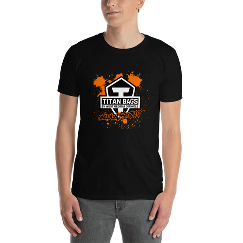 Titan Bags - Short-Sleeve Unisex T-Shirt