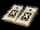The X Factor Cornhole Boards