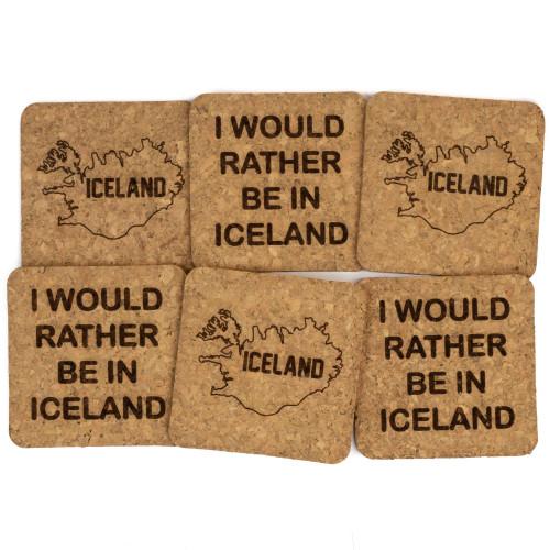 Iceland Coaster Set