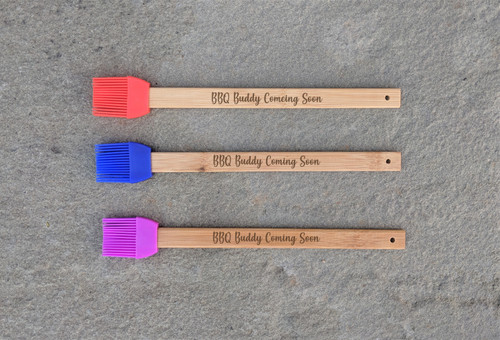 BBQ Buddy Coming Soon Sauce Brush