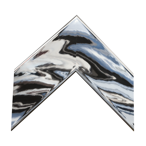 Chrome Mirror [66980]