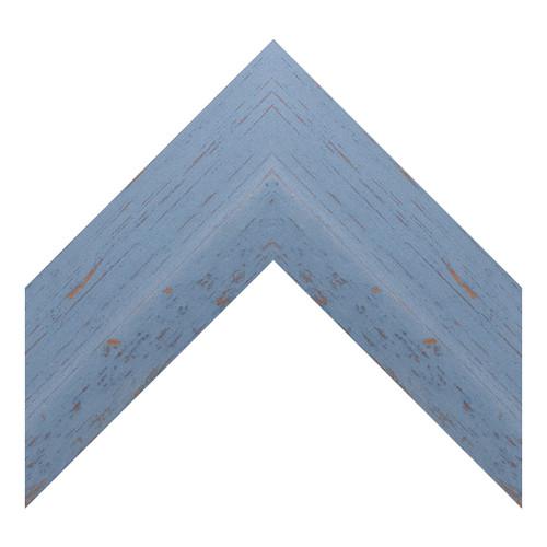 "Acadian Blue Distressed 2"""