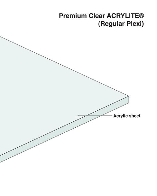 Regular Plexi