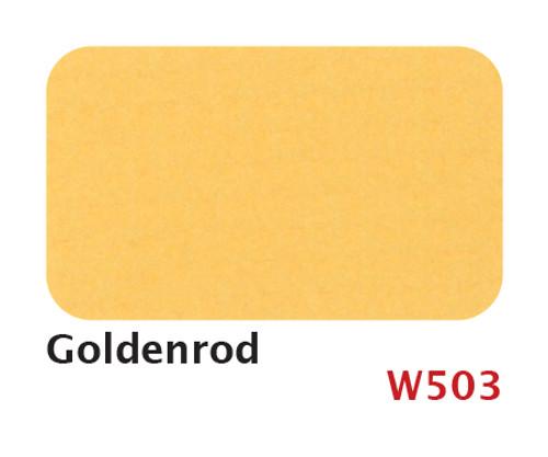 W503 Goldenrod
