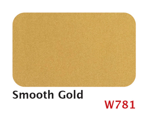 W781 Smooth Gold