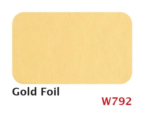 W792 Gold Foil