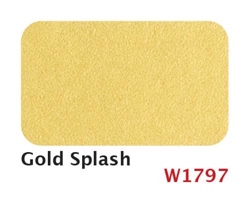 W1797 Gold Splash