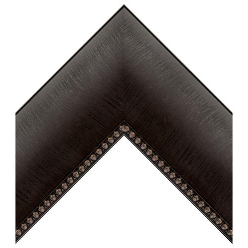 Black Large Poly Scoop w/Beaded Lip [510-1006]