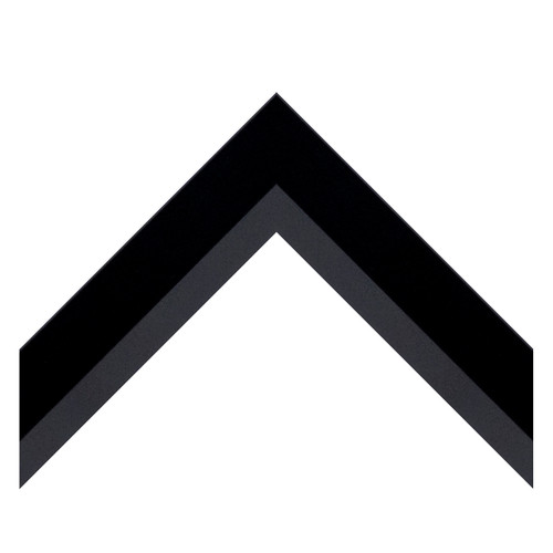 Shallow Black w/Bevel Edge Shadow Box