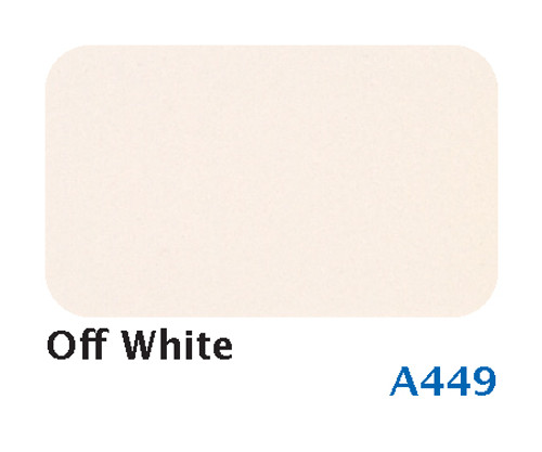 A449 Off White