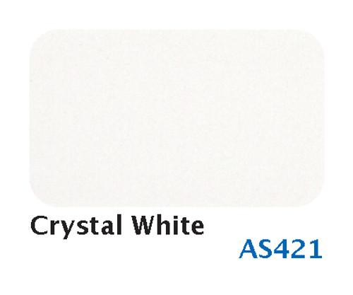 AS421 Crystal White