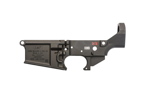 LMT, LEWIS MACHINE AND TOOL STRIPPED .308 LOWER