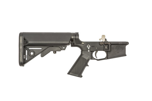KAC Knights Armament Company SR-30 IWS Complete Lower Receiver KM31742