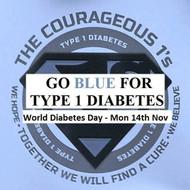 World Diabetes Day - Monday 14th November