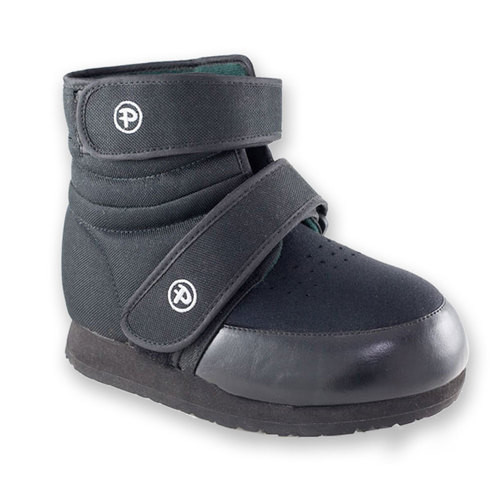 Pedors High-Top Boot - Side Profile