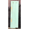 "D17161- Antique Pine Vertical Two Panel Interior Swinging Door 26-1/4"" x 90"""