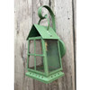 L17226 - Antique Revival Period Painted Exterior Lantern Sconce