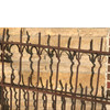 A17123 - Antique Late Victorian Wrought Iron Fence Section