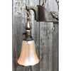 L18002 - Antique Colonial Revival Two Light Hanging Fixture