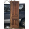"D18002 - Antique Oak Interior Five Traditional Panel Door 28"" x 83-1/2"""