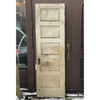 "D18014 - Antique Pine Interior Five Horizontal Panel Door 26"" x 83-3/4"""