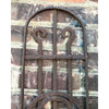S18072 - Antique Wrought Iron Decorative Panel