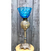 L18110 - Antique Victorian Era Banquet Table Lamp